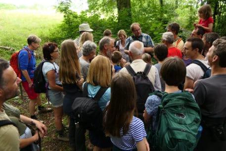 Excursie in Zuid-Limburg - foto: Rob Dijkstra