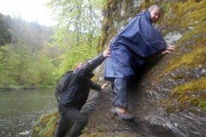 Overleven langs de Ourthe - foto: Jan Depelseneer