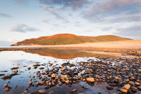 Engelse kust - foto: Sandy Spaenhoven