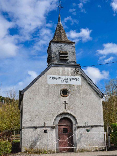 Chapelle Saint-Joseph - foto: Filip Claeys