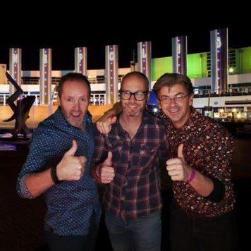 Trio van LOWPOTY's