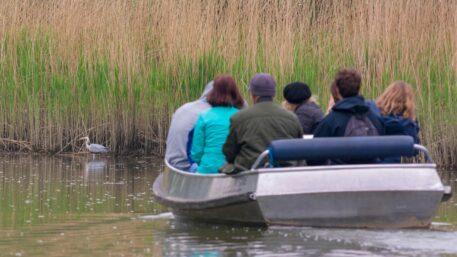 Fluisterbootje - foto: Jan Depelseneer