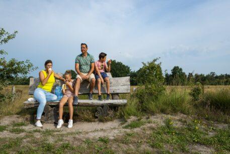 Wandelaars - foto: Mie De Backer