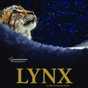 Filmaffiche 'LYNX' - foto: Laurent Geslin